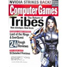 Computer Games, July 2003