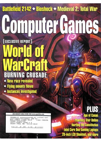 Computer Games, July 2006