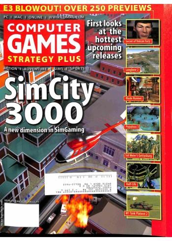 Computer Games, September 1997