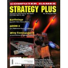 Cover Print of Computer Games Strategy Plus, August 1994