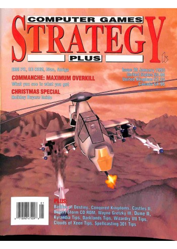 Computer Games Strategy Plus, January 1993