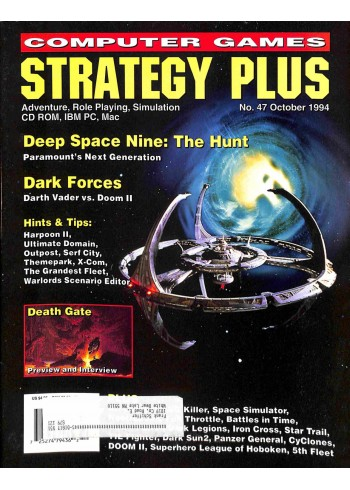 Computer Games Strategy Plus, November 1994