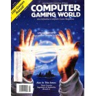 Cover Print of Computer Gaming World, April 1990