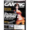 Cover Print of Computer Gaming World, April 2002