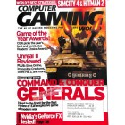 Cover Print of Computer Gaming World, April 2003