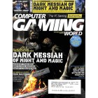 Cover Print of Computer Gaming World, April 2006