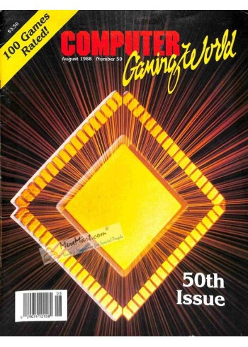 Computer Gaming World, August 1988