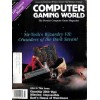 Cover Print of Computer Gaming World, February 1992