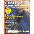 Cover Print of Computer Gaming World, January 1994