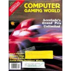 Cover Print of Computer Gaming World, July 1992