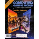 Cover Print of Computer Gaming World, June 1991