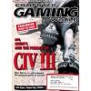 Cover Print of Computer Gaming World, May 2001