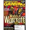 Cover Print of Computer Gaming World, November 2001