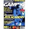 Cover Print of Computer Gaming World, November 2003