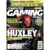 Cover Print of Computer Gaming World, November 2005