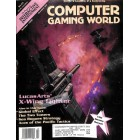 Cover Print of Computer Gaming World, October 1992