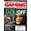 Cover Print of Computer Gaming World, October 1998