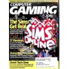 Cover Print of Computer Gaming World, October 2002