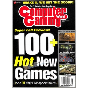 Computer Gaming World, September 1997