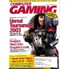 Cover Print of Computer Gaming World, September 2002