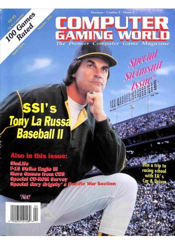 Computer Gaming World, April 1993