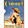 Cover Print of Coronet, August 1951