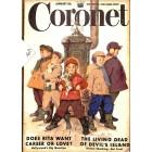 Cover Print of Coronet, January 1952