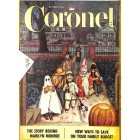Cover Print of Coronet, October 1952