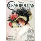 Cosmopolitan, July, 1912. Poster Print. Garrison Fisher.