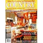 Country Almanac, Fall 1992
