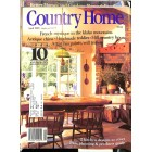 Country Home, April 1989