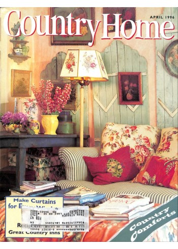 Country Home, April 1996