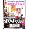 Cover Print of Country Home, April 2002