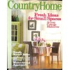 Cover Print of Country Home, April 2008