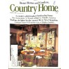 Cover Print of Country Home, August 1985