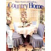 Cover Print of Country Home, August 1986