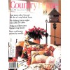 Cover Print of Country Home, August 1989