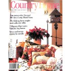 Country Home, August 1989