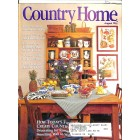 Country Home, August 1992