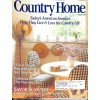 Cover Print of Country Home, August 1993