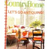 Cover Print of Country Home, August 2006