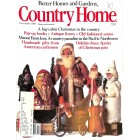 Country Home, December 1985