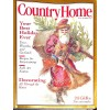 Country Home, December 1996