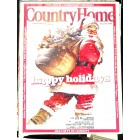 Cover Print of Country Home, December 2000