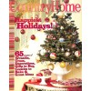 Cover Print of Country Home, December 2007