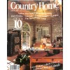 Cover Print of Country Home, February 1989