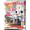 Cover Print of Country Home, February 2003