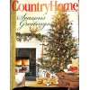 Cover Print of Country Home, January 2007