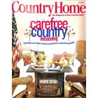 Country Home, June 2001