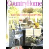 Cover Print of Country Home, June 2007